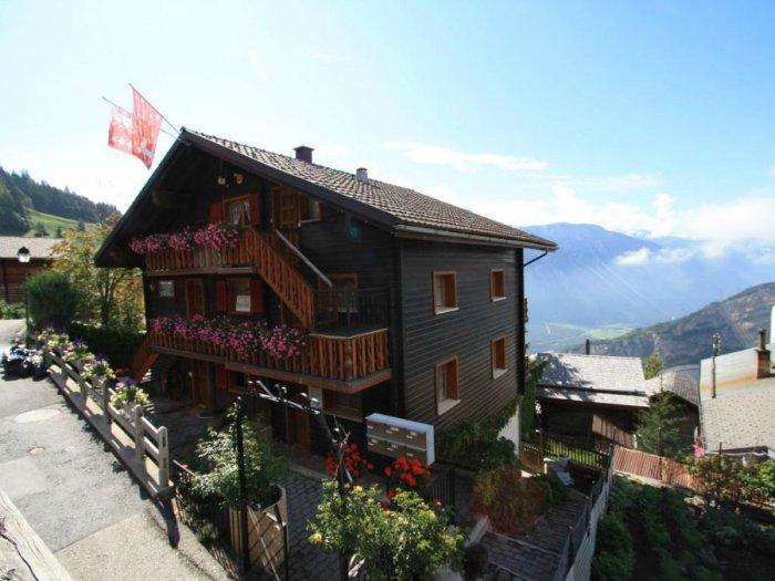 Власти считают, что молодые семьи возвратят в деревню жизнь и процветание (Альбинен, Швейцария). | Фото: liveinternet.ru.