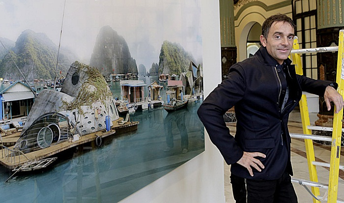 Архитектор, дизайнер и фотограф из Испании Дионисио Гонсалес визуализирует причудливо-фантастические архитектурные проекты. | Фото: cajondearquitecto.com/ Dionisio Gonzalez.
