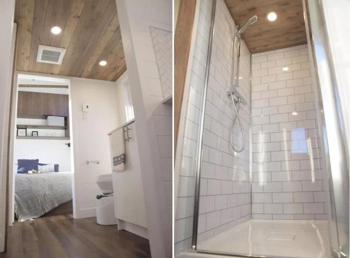 Такой ванной комнате можно только позавидовать (Magnolia V8).