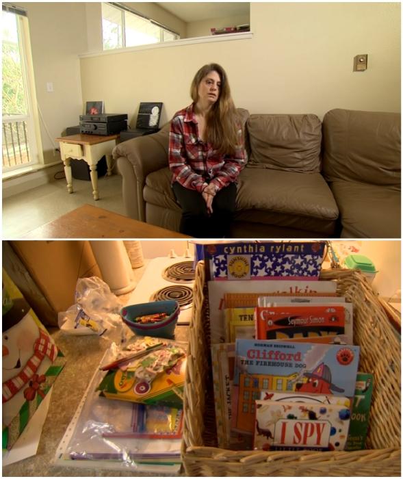 Бездомная Тамара получила возможность вернуть своих детей и жить в прекрасных условиях вместе с ними (Trinity Place, Линвуд).