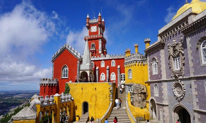 Самый загадочный город Португалии (Синтра).