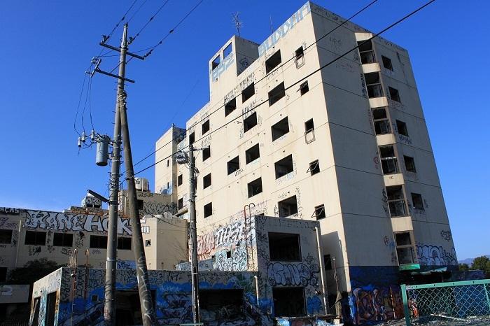 Здание заброшенного госпиталя Кэйсин в префектуре Канагава (Япония). | Фото: animetank.ru.