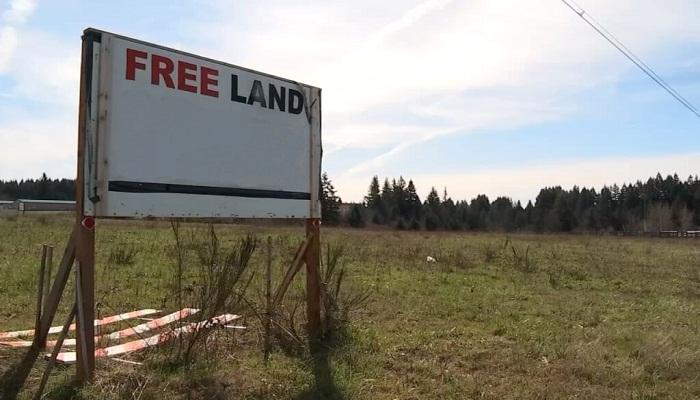 В США шесть штатов раздают землю под застройку всем желающим. | Фото: forumdaily.com.