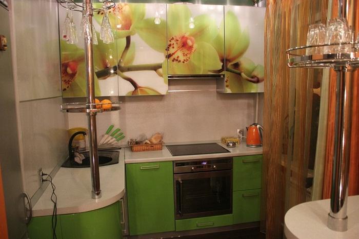 Как использовать барные стойки в интерьере кухни.