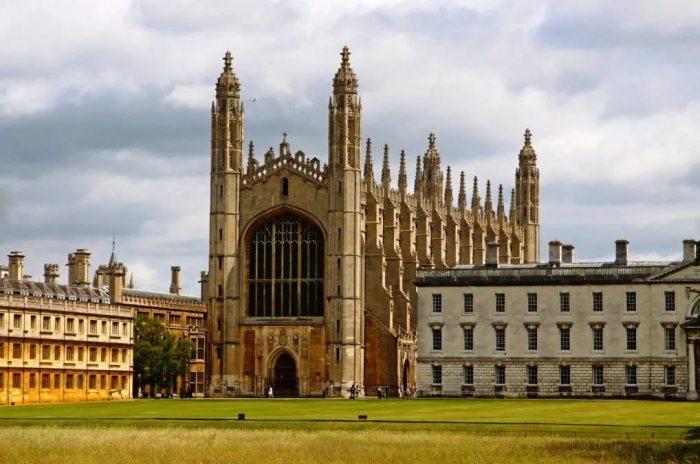 Собор Королевского колледжа при Кембриджском университете (University of Cambridge, Великобритания). | Фото: icl-international.ru.
