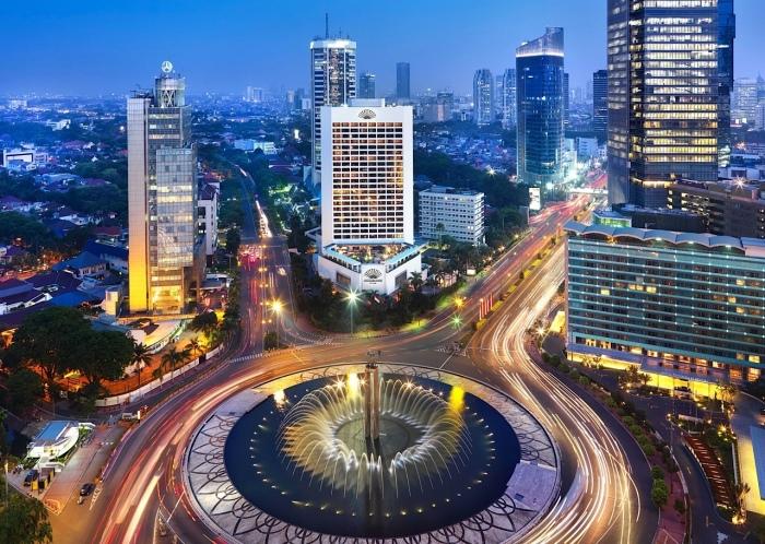 Джакарта – один из самых перенаселенных мегаполисов мира (Индонезия). | Фото: webturizm.ru.