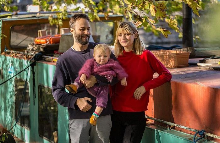 Кимберли Маррен со своей семьей (Sunshine).