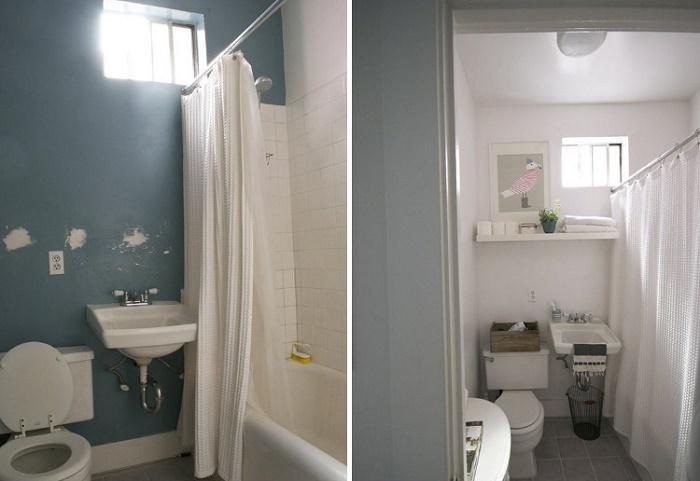 Порой, достаточно лишь покрасить стены, чтобы комната преобразилась.