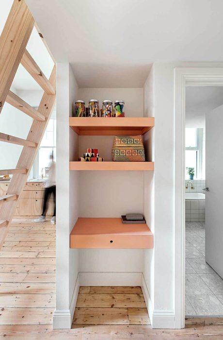 Каждый сантиметр площади обновленной квартиры полностью задействован. | Фото: interiorizm.com.