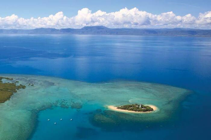 На этом острове смотритель будет сохранять, защищать и приумножать природные богатства (Low Isles, Австралия). | Фото: thetourspecialists.com.au.