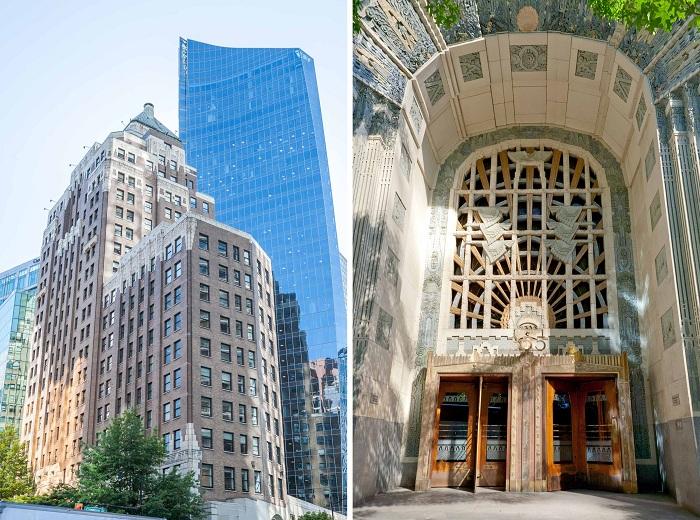 Marine building — стал одним из лучших примеров зданий созданных в стиле Art Deco (Ванкувер, Канада). | Фото: jaybanks.ca.