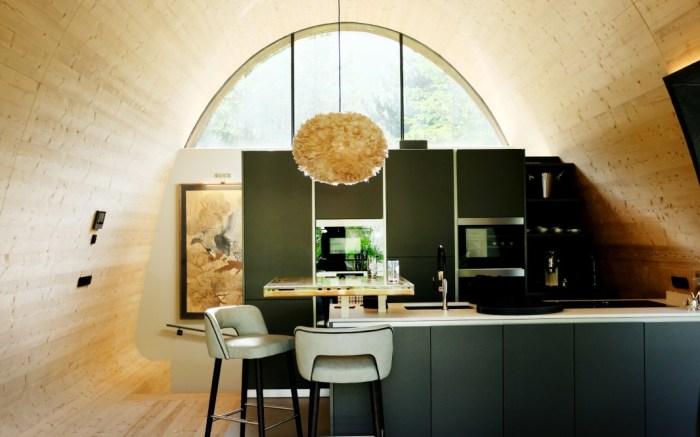 Кухня получилась функциональной и современной (курорт La Villa, Mi Chalet). | Фото: blog.wohlgeraten.de/ © Luca Visciani.