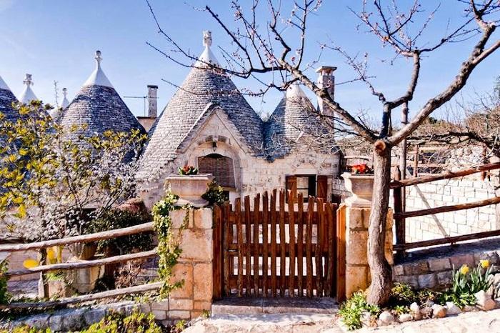 Трулло Эдера – самое заветное место отдыха для пользователей онлайн-площадки Airbnb.