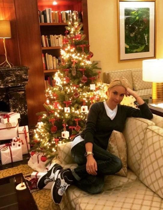 Лера Кудрявцева в квартире, которую подарила сыну Жану. | Фото: remkasam.ru.