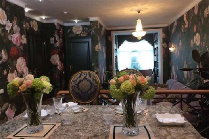 Специалисты программы «Идеальный ремонт» решили оформить кухню в викторианском стиле. | Фото: remont-samomy.ru.