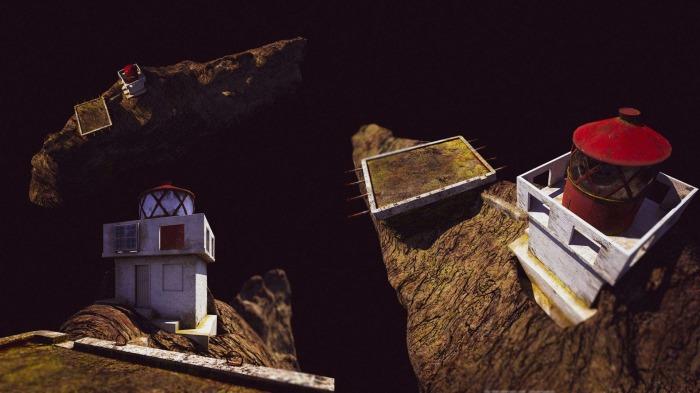 Благодаря самоотверженности скалолазов в 1939 г. маяк все-таки построили. | Фото: helisimmer.com.