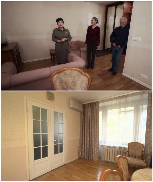 Дизайнеры передачи «Идеальный ремонт» решили преобразовать квартиру Леонида Якубовича по полной.