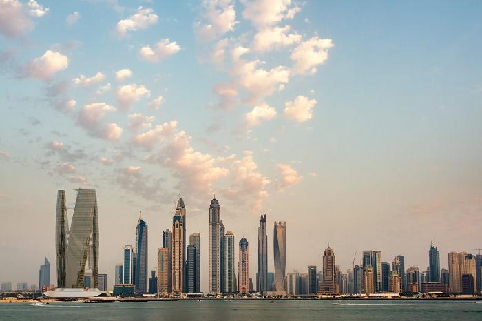 Squall Tower займет достойное место среди футуристических небоскребов Дубая (концепт архстудии Hayri Atak). | Фото: hayriatak.com.