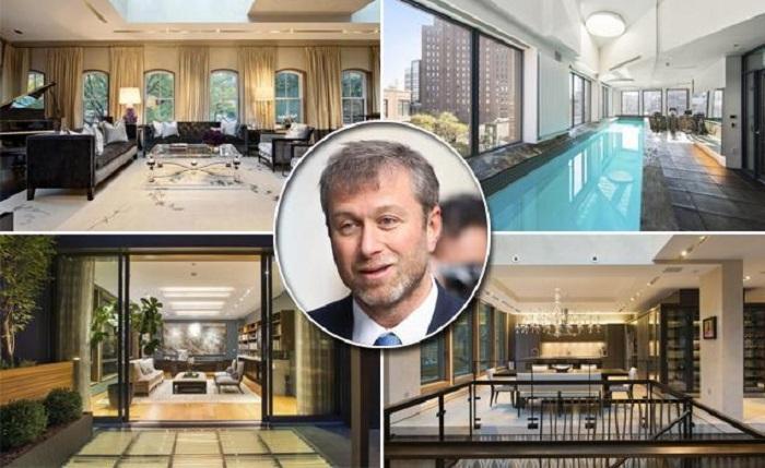 Роман Абрамович – российский бизнесмен, инвестор и политик является очень большим почитателем роскошной жизни.