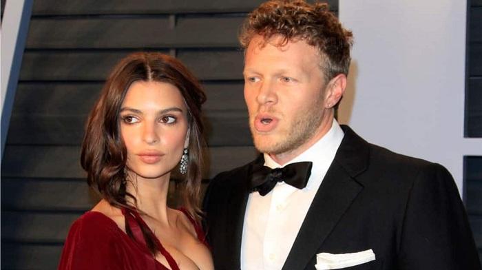 Эмили Ратаковски и ее супруг кинопродюсер Себастьян Беар-МакКлард живут бесплатно в элитных апартаментах. | Фото: usa.one.