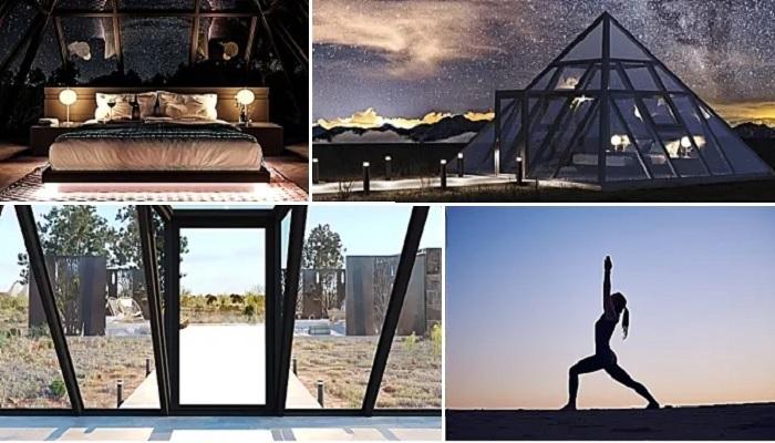Любителей полного расслабления и активного отдыха ждут особенные мероприятия (концепт Nomad's Pad).