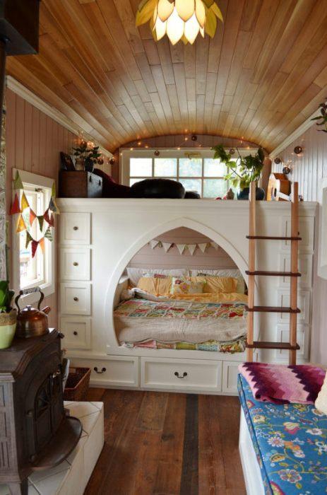 Детская комната для маленькой принцессы.