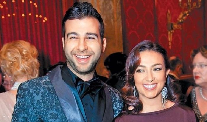 Иван Ургант со своей женой Натальей Кикнадзе. | Фото: gdezhivet.com.