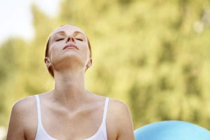 Дыхание помогает согреться. / Фото: russianrunner.ru
