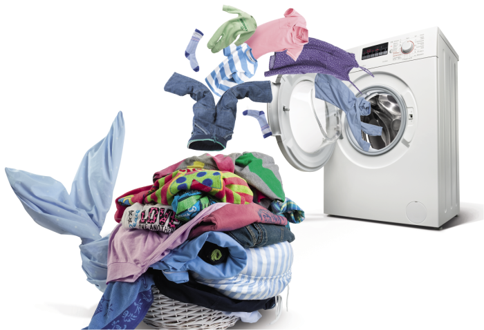 Не нужно всё время стирать!!! / Фото: cosmo-frost.ru