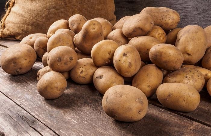 Картофель можно есть раз в неделю. / Фото: produkt.by