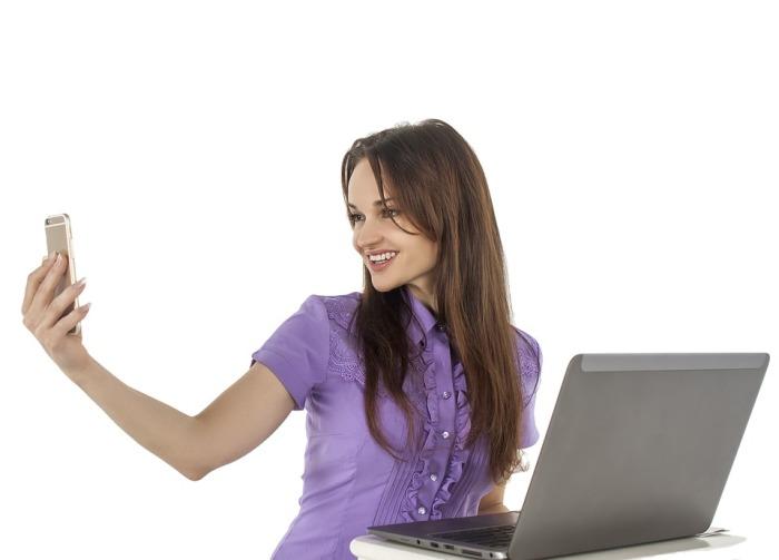 Расскажите домашним, как обстановка в первый рабочий день. / Источник фото: pixabay.com