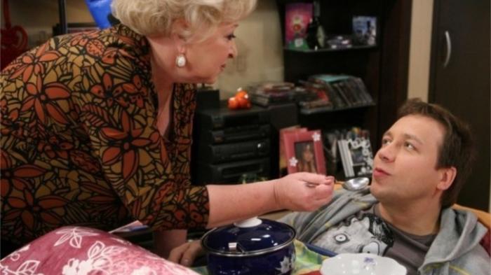 Связь с мамочкой - не признак истинного  максулина. / Фото: osoznanie.org