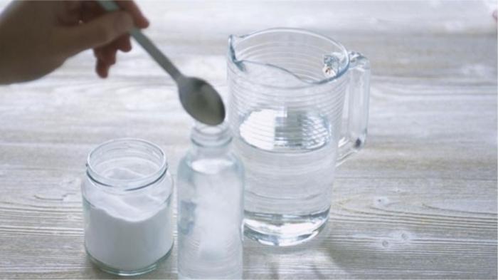 Сода снимает зуд от укуса комара. / Фото: zen.yandex.ru