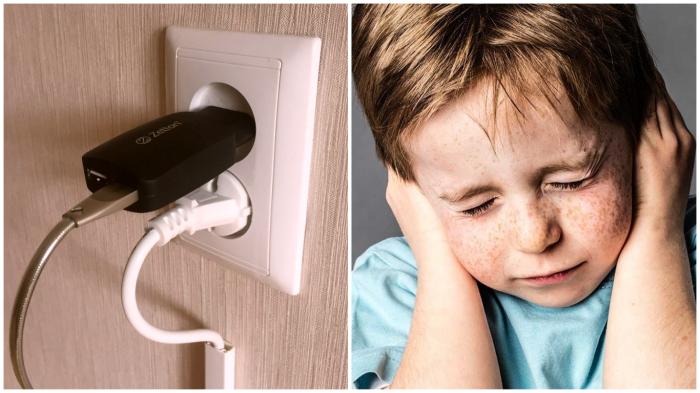 Нечуткие родители иногда жалуются, что их ребенок «выдумывает звуки».
