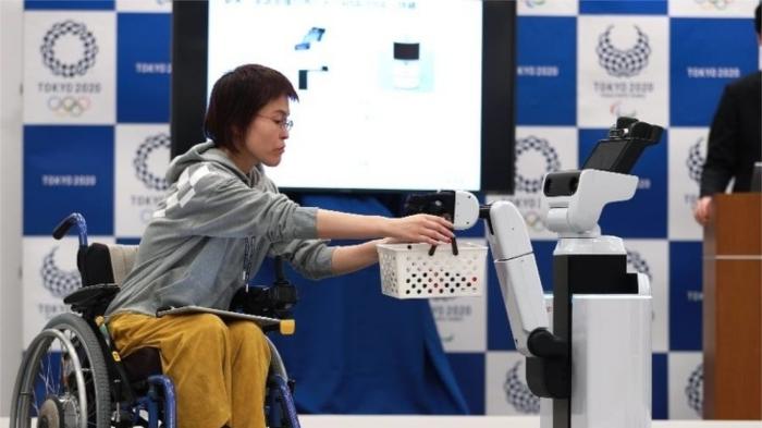 Люди с ограниченными возможностями будут чувствовать себя, как люди без оных. / Фото: facebook.com/XinhuaNewsAgency