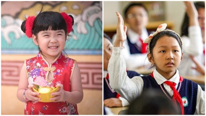 Будни китайских детей суровы.