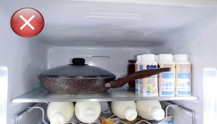 Так выглядит холодильник суперленивых людей.