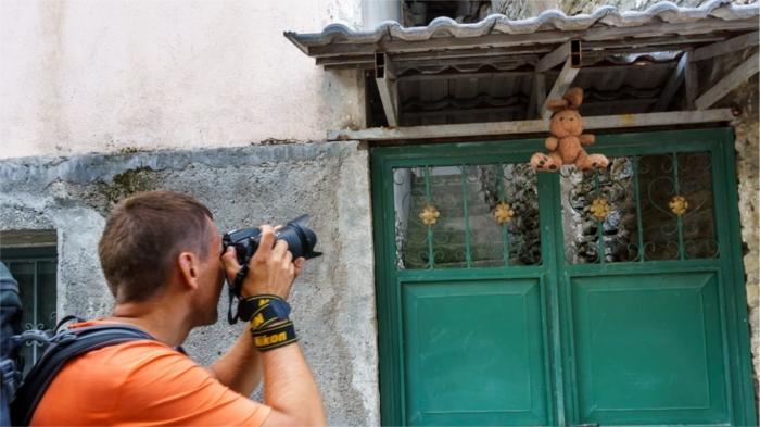 Защита от злых духов в Албании. / Фото: livejournal.ru