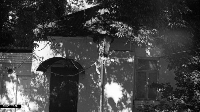 Столетний фонарь. / Фото: Дина Тацоха