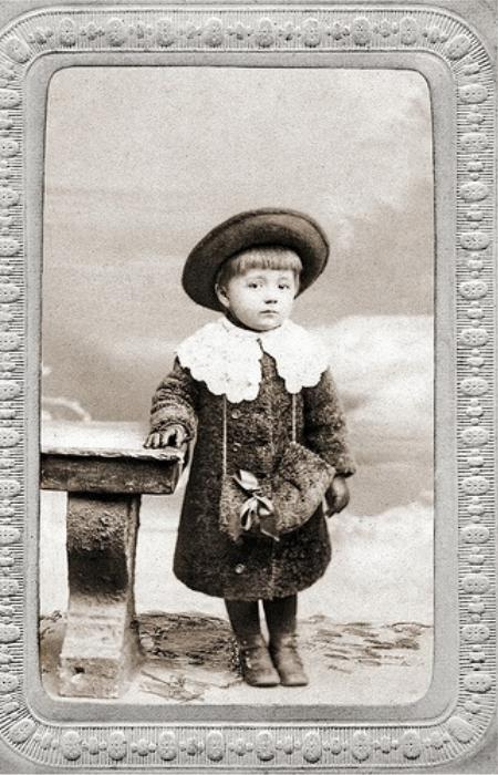 Признак детства в начале 20 века. / Фото: lebedinajpesnja1.blogspot.com