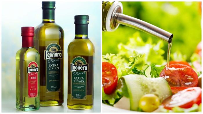 Оливковое масло девственного отжима очень полезно для кожи, ногтей и волос.