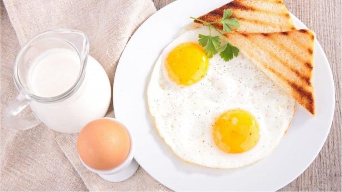 Яйца лучше кушать в разумных пределах. / Фото: pimterest.ru