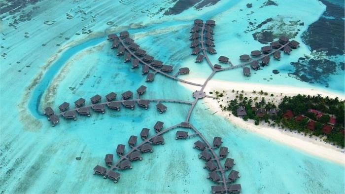 Под угрозой исчезновения находится самый престижный пляжный курорт на планете. / Фото: amigo-tours.ru