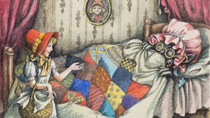 Волк съел бабушку?! Теперь мне лечиться придётся! / Фото: discours.io