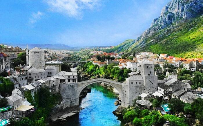 Красоты Албании впечатляют. / Фото: 22parallel.by