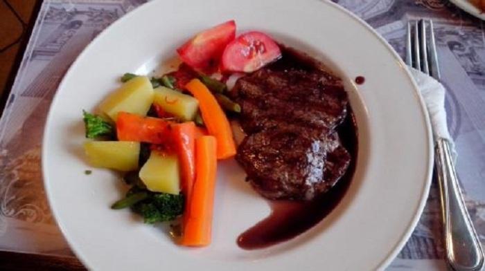 Правильный ужин. / Источник фото: tripadvisor.com
