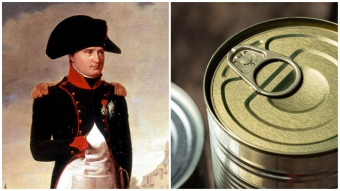 Не будь Наполеона, не было бы консервных банок!