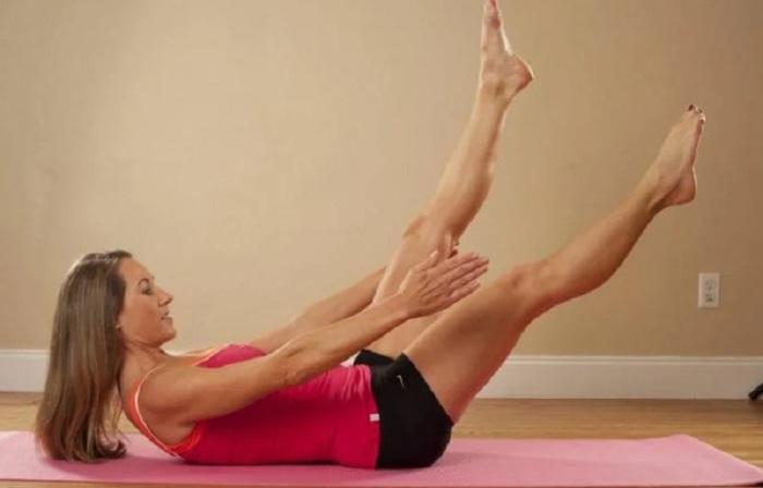 Очень эффективное упражнение. / Фото: yandex.by