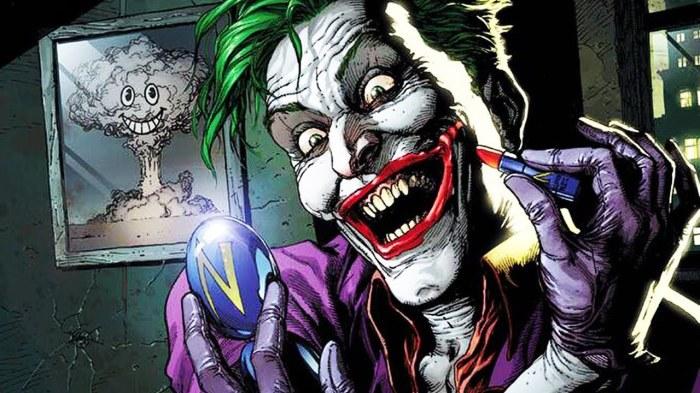 Джокер - суперзлодей последнего столетия. / Фото: youtube.com