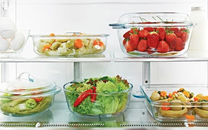 Посуда для холодильника. / Фото: posudaguide.ru